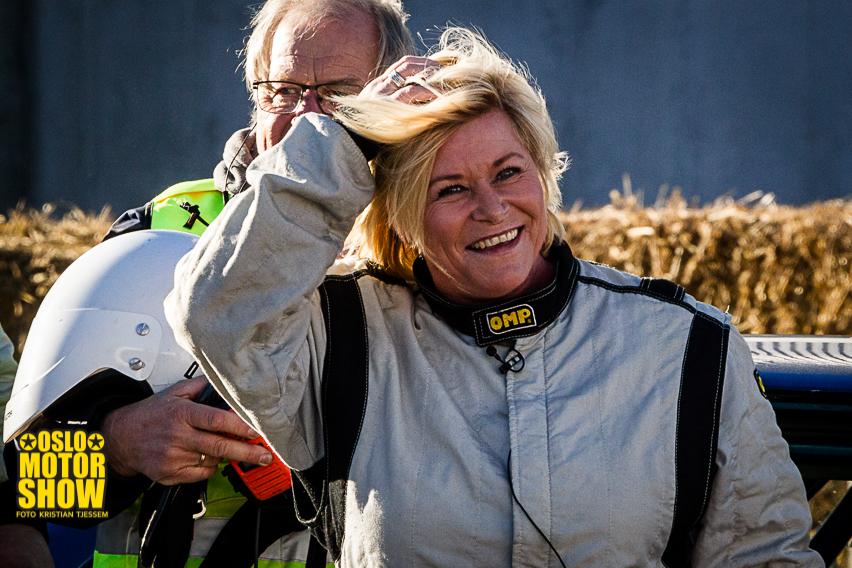Mediehåndteringen på Oslo motor show ble ivaretatt av Hovdan.Com AS