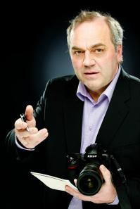 Portrett av Kommunikasjonsrådgiver Roy Hovdan
